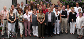 Four Rooms of Change Training Program in June, 2006 (Click to enlarge)